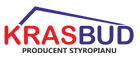 Logo producenta styropianu Krasbud