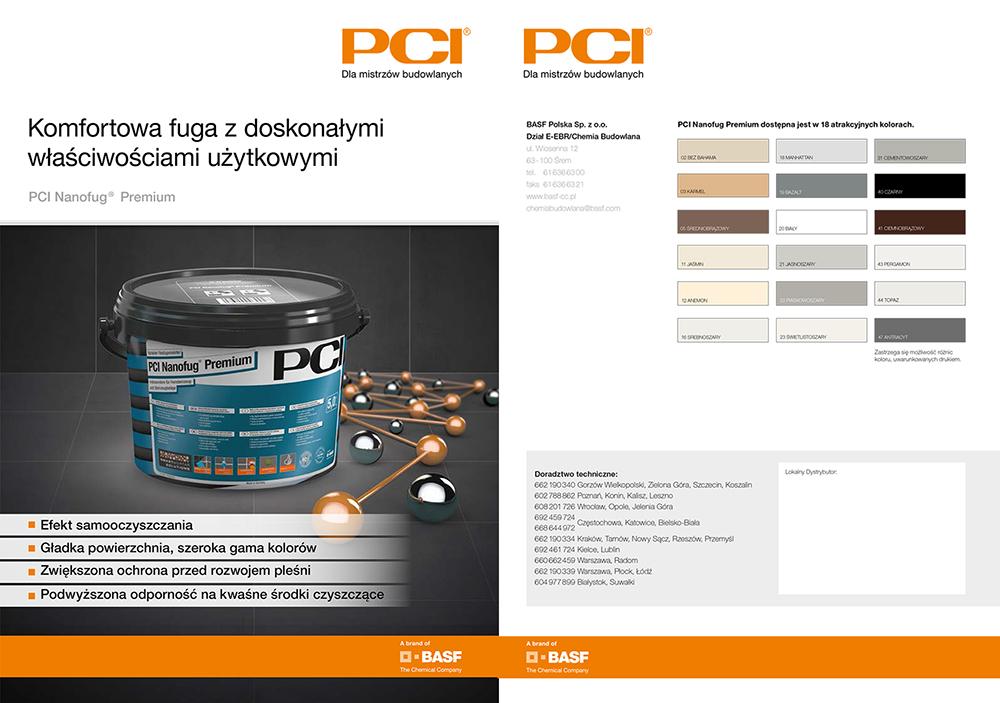 szkolenie z pci nanofug premium pakiet materia y budowlane bia ystok. Black Bedroom Furniture Sets. Home Design Ideas