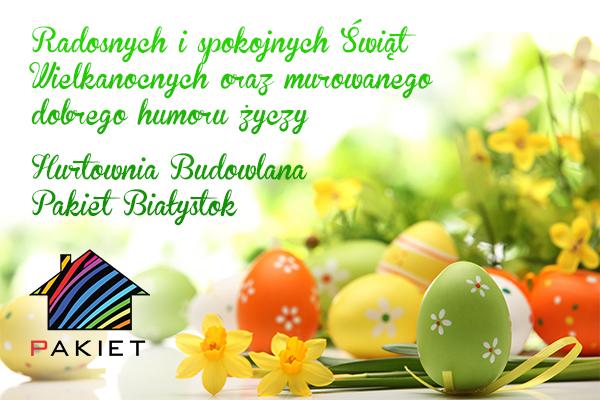 pakiet Radosnych Świąt Wielkanocnych