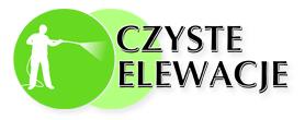 logo - czyste elewacje białystok